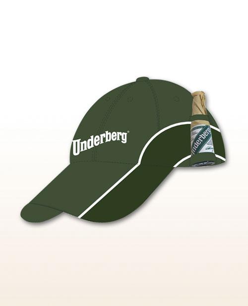 Underberg baseball kasket