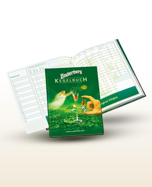 Bowling score book