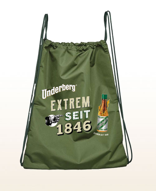 Underberg festival bag