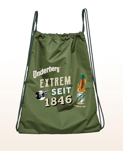 Underberg festival bag