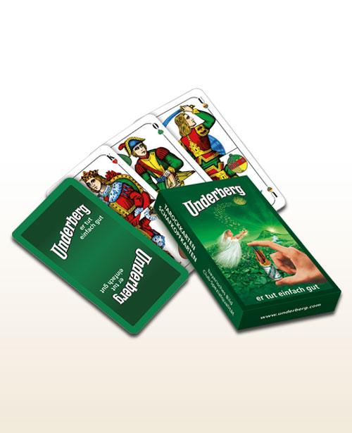 Tarock/sheepshead cards