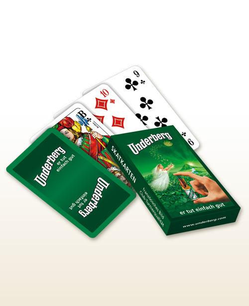 «Skat»-kortspill