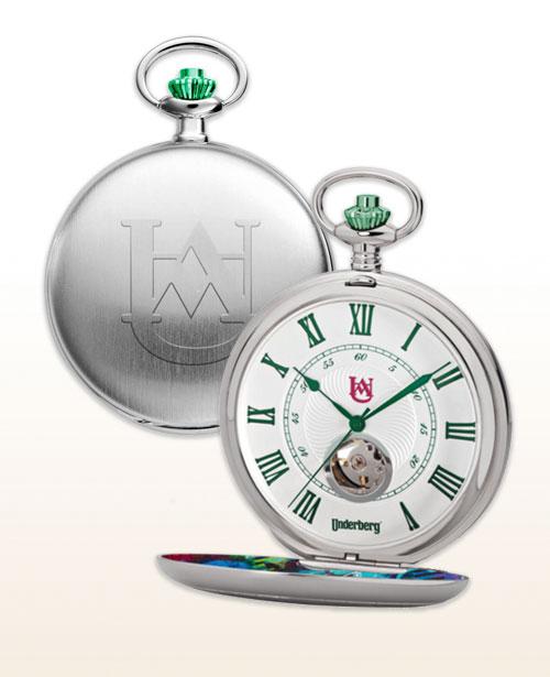 Relógio de Bolso Underberg