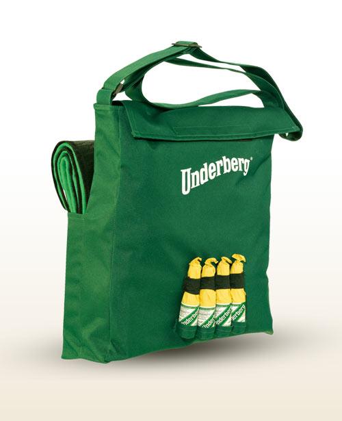 Tasche mit Picknickdecke