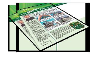 Underberg Post 16. Ausgabe Juni 2014 zum Herunterladen